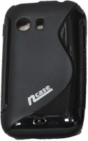 nCase Promo Back Cover PFBC-P8501BK for Samsung Galaxy Y S5360 (Black): Cases Covers