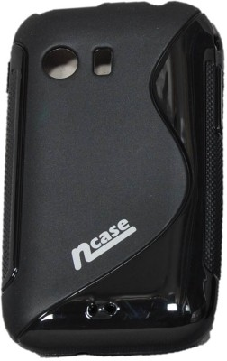 Buy nCase Promo Back Cover PFBC-P8501BK for Samsung Galaxy Y S5360 (Black): Cases Covers