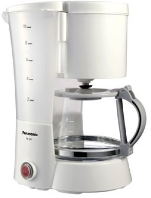 Panasonic NC GF1 10 Cups Coffee Maker available at Flipkart for Rs.1699