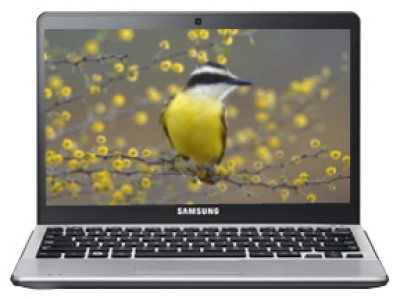 Buy Samsung NP305-U1A-A02IN Laptop (Black) AMD APU Dual core/2GB/320GB/Win 7 HB: Computer