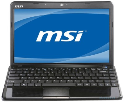 Buy MSI U270 Netbook (APU Dual Core/ 2GB/ 320GB/ Win7 HB): Computer