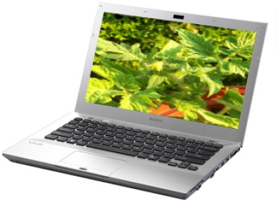 Buy Sony VAIO VPCSB36FN/S Laptop (2nd Gen Ci5/ 4GB/ 500GB/ Win7 HP/ 512MB Graph): Computer