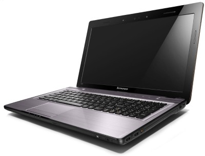Buy Lenovo Ideapad Y570 (59-305641) Laptop (2nd Gen Ci7/ 6GB/ 750GB/ Win7 HP/ 2GB Graph): Computer