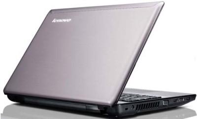 Buy Lenovo Ideapad Z570 (59-304310) Laptop (2nd Gen Ci5/ 4GB/ 750GB/ Win7 HP/ 1GB Graph): Computer