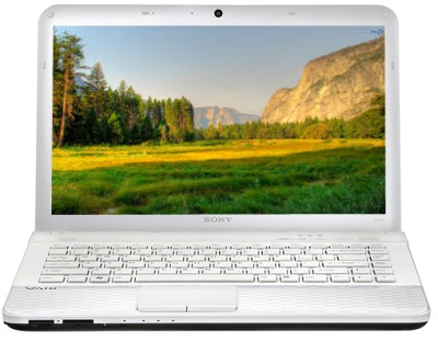 Buy Sony VAIO VPCEG2AEN Laptop (2nd Gen Ci5/ 4GB/ 500GB/ Win7 HB): Computer
