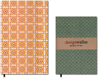 Buy Designwallas Festive Pack (Set of 2) Notebook Hard Bound: Diary Notebook