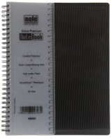 Solo Management Premium (Set of 3) B5 Notebook Spiral Binding: Diary Notebook