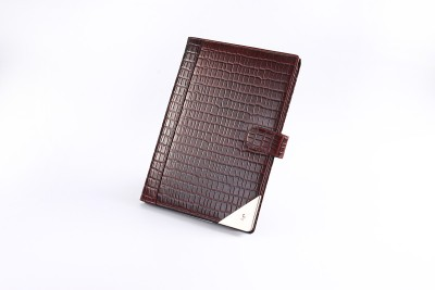 Buy Leather Talks Writing Pad (I) Journal: Diary Notebook