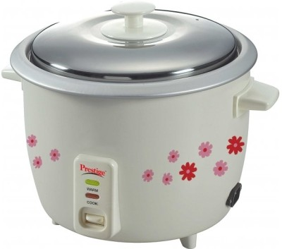 Buy Prestige PRWO 1.8-2 1.8 L Rice Cooker: Electric Cooker