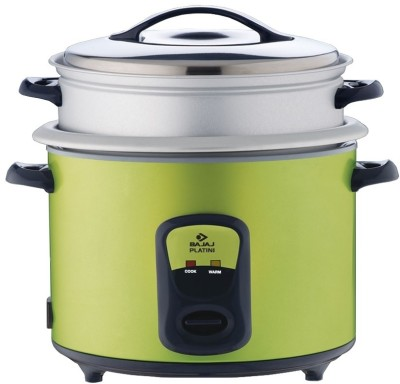 Buy Bajaj Platini PX121RC 1.8 L Rice Cooker: Electric Cooker