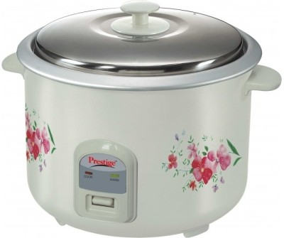 Flat 34% Off on Prestige PRWO 2.8-2 2.8 L Rice Cooker at Rs 2610