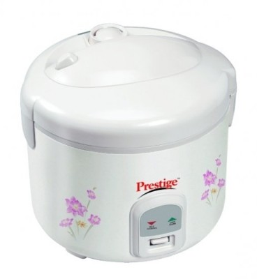 Prestige PRWCS 1.8 1.8 L Electric Rice Cooker with Steaming Feature