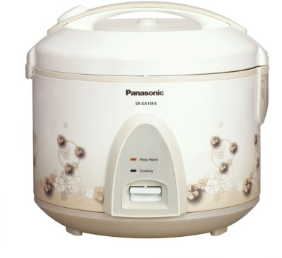 Buy Panasonic SR KA 15 FA 1.5 L Rice Cooker: Electric Cooker