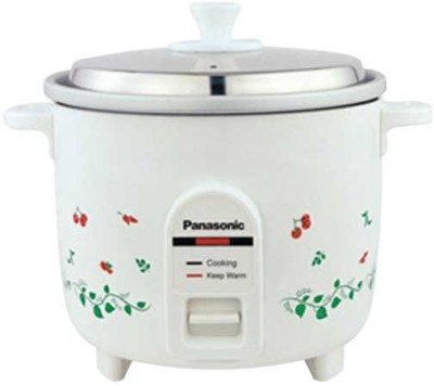 Panasonic SR WA10H E 1 L Electric Rice Cooker available at Flipkart for Rs.1560