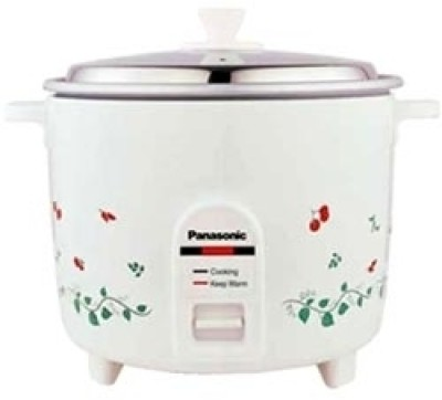 Panasonic SR WA 18H 1.8 L Rice Cooker available at Flipkart for Rs.1815