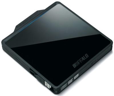 Buy Buffalo MediaStation 8x Portable CD/DVD Writer: External Dvd Writer