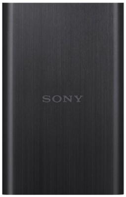 Buy Sony HD-EG5/B 2.5 inch 500 GB External Hard Drive: External Hard Drive