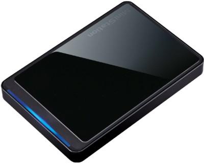 Buy Buffalo MiniStation PCU2 1 TB External Hard Disk: External Hard Drive