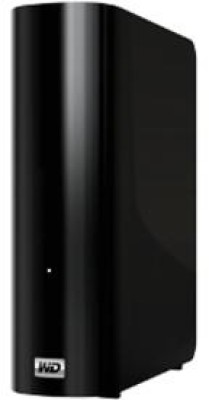 WD My Book Essential 3.5 inch 4 TB External Hard Disk (Black)