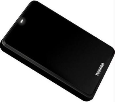 Buy Toshiba Canvio 2.5 inch 1 TB External Hard Disk: External Hard Drive