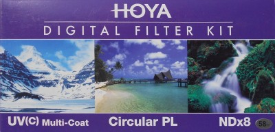 Buy Hoya Digital Filter kit 58 mm: Filter