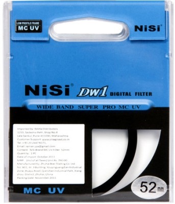 Buy Nisi 52 mm Ulta Violet UV Filter: Filter
