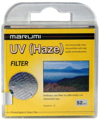 Buy Marumi 52 mm Ultra Violet Haze Filter: Filter