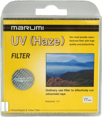 Buy Marumi 77 mm Ultra Violet Haze UV Filter: Filter