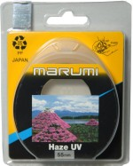Marumi 55 mm Ultra Violet Haze