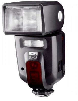 Buy Metz Mecablitz 58 AF-2 Digital for Sony Alpha Speedlite Flash: Flash