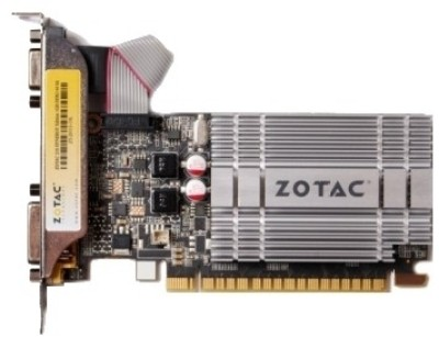 Buy ZOTAC NVIDIA GeForce GT210 1 GB DDR3 Graphics Card: Graphics Card
