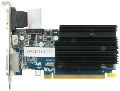 Buy Sapphire AMD/ATI Radeon HD 6450 2 GB DDR3 Graphics Card: Graphics Card