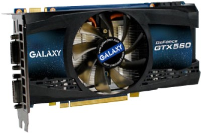 Buy Galaxy NVIDIA GeForce GTX 560 1 GB GDDR5 Graphics Card: Graphics Card