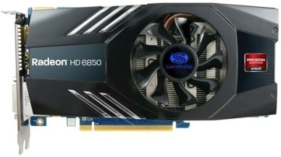 Buy Sapphire AMD/ATI Radeon HD 6850 1 GB GDDR5 Graphics Card: Graphics Card