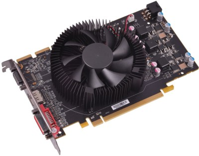 Buy XFX AMD/ATI Radeon HD 6670 1 GB DDR5 Graphics Card: Graphics Card
