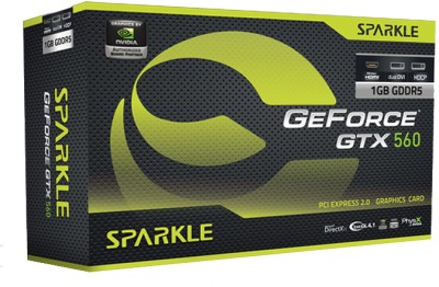 Buy Sparkle NVIDIA GeForce GTX 560 1 GB GDDR5 Graphics Card: Graphics Card