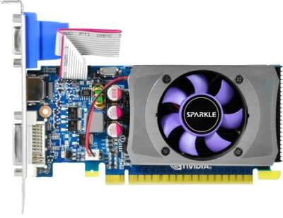 Buy Sparkle NVIDIA GeForce GT 430 1 GB DDR3 Graphics Card: Graphics Card