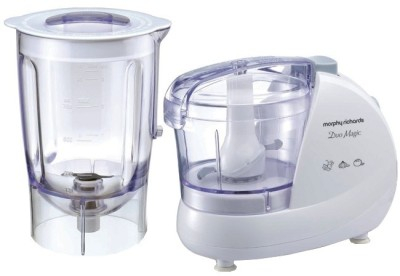 Buy Morphy Richards Duo Magic - Minichopper and 260 W Hand Blender: Hand Blender