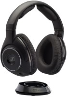 Sennheiser RS 160 Wireless Headphones Black, Over-the-ear