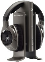Sennheiser RS 180 Wireless Headphones Black, Over-the-ear