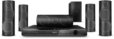 Buy Philips HTS5561 Blu Ray 3D 5.1 Home Theatre System: Home Theatre