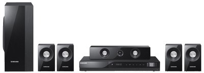 Buy Samsung HT-D550K 5.1 Home Theatre System: Home Theatre