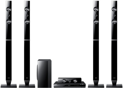 Buy Samsung HT-D555K 5.1 Home Theatre System: Home Theatre
