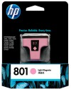 HP 801 Light Magenta Ink Cartridge - Light Magenta