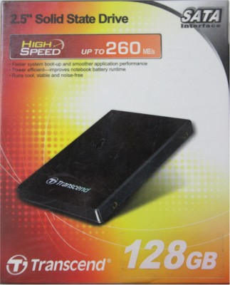 Buy Transcend 128 GB SSD Internal Hard Drive (TS128GSSD25S-M): Internal Hard Drive