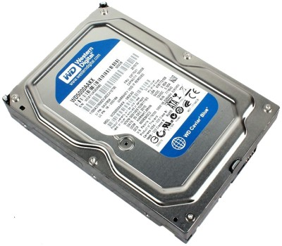 WD Caviar Blue (WD5000AAKX) 500GB Desktop Internal Hard Disk