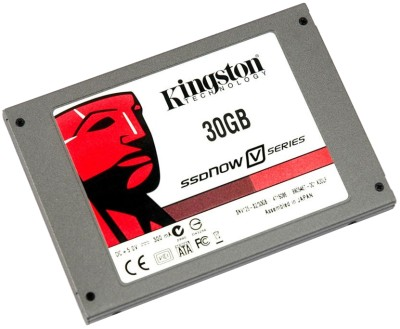 Buy Kingston SSDNow V Series 30 GB SSD Internal Hard Drive (SNV125-S2/30GB): Internal Hard Drive