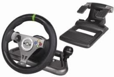 Buy Mad Catz Wireless Racing Wheel For Xbox 360: Joystick