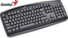 Genius KB-110 PS2 Standard Keyboard