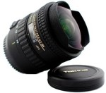 Tokina AT X 107 AF DX Fisheye 10 17 mm f/3.5 4.5 for Nikon Digital SLR